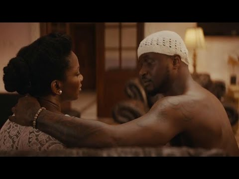 Moment Psquare Kissed Genevieve in LIONHEART Movie