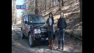 Tester Per Un Giorno Con Land Rover Discovery 4