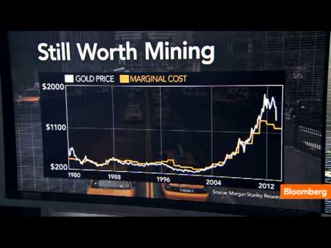 Gold Prices Rise Alongside Cost of Mining