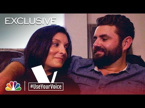 The Voice 2018 - Jaclyn Lovey And Pryor Baird (#UseYourVoice)