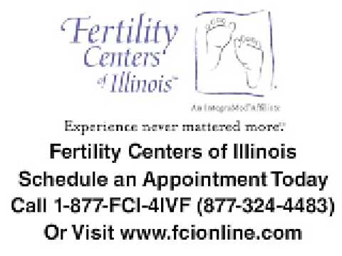 Fertility Over 40, Fertility Centers of Illinois