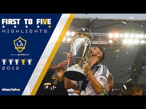 Video: #FirstToFive: 2012 MLS Cup Highlights | LA Galaxy vs. Houston Dynamo