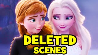 Video 14 Amazing Frozen 2 DELETED SCENES You Never Got To See! download in MP3, 3GP, MP4, WEBM, AVI, FLV January 2017