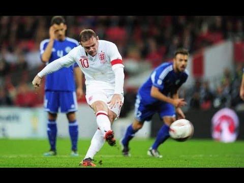 England 5 - 0 San Marino