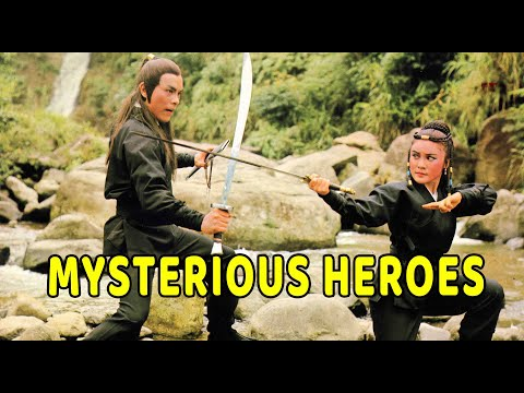 Wu Tang Collection - Mysterious Heroes (Widescreen)