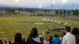 Blue Devils 2017 Poor Audio
