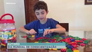 Na pandemia famílias de autistas se adaptam  a nova rotina