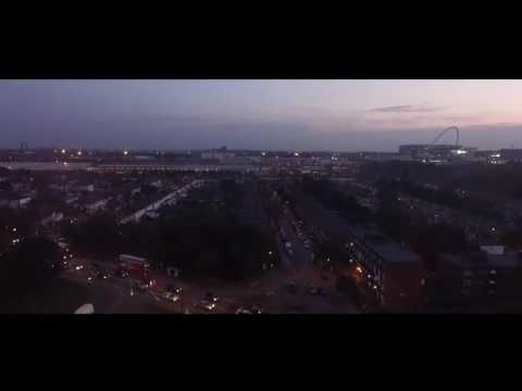 Drone views of Neasden Nw10 (T.e.k.s - 50/50)