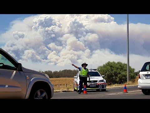 Αυστραλία: Ολική καταστροφή στην πόλη Γιαρλούπ από τις πυρκαγιές
