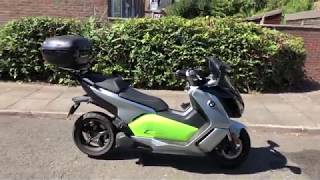 10. Top 10 things I hate (and love) about my BMW C Evolution Long Range