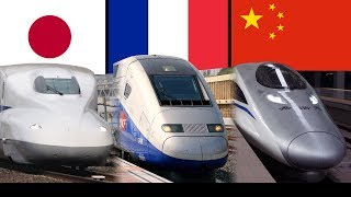 Video Top 11 Countries with Fastest Operating Speed Trains MP3, 3GP, MP4, WEBM, AVI, FLV Agustus 2019