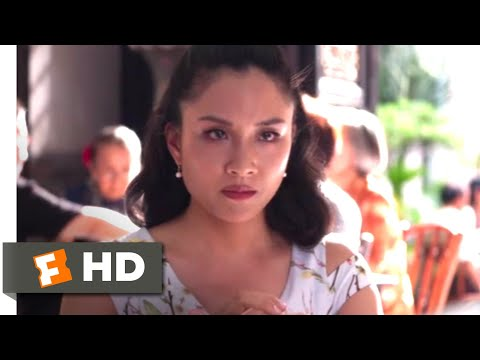 Crazy Rich Asians (2018) - Mahjong with His Mom Scene (9/9) | Movieclips