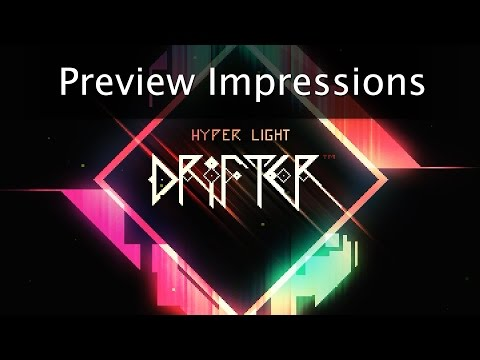 Hyper Light Drifter Xbox One