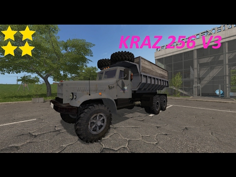 Kraz 256 V3
