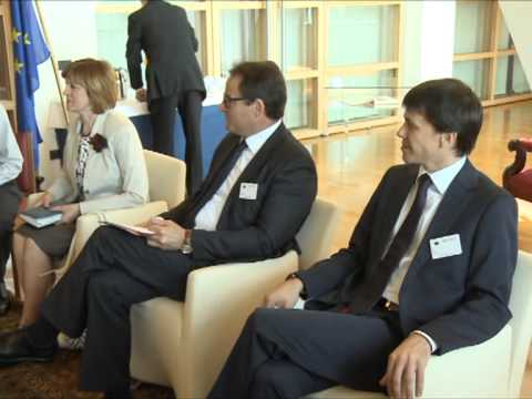 Nicolae Timofti a avut o întrevedere cu Stefan Fule, comisarul european pentru Extindere și Politici de Vecinătate
