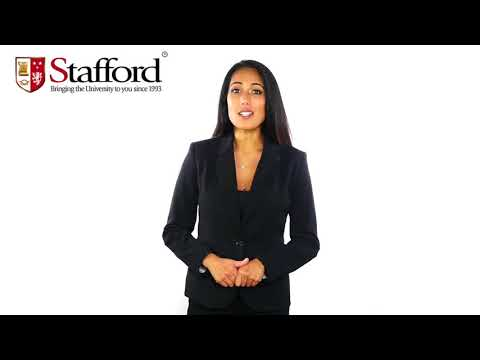 Stafford Global: Bringing the University to Africa