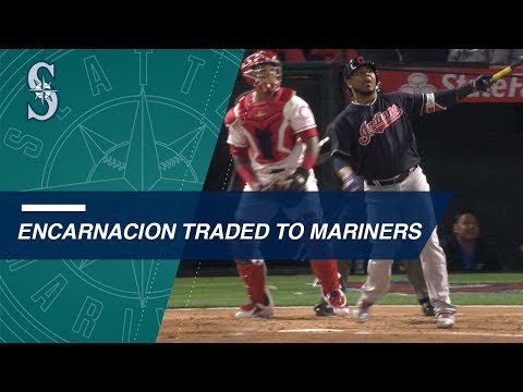 Video: Edwin Encarnacion traded to the Mariners