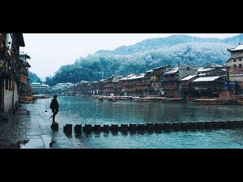 Mê mẩn với vẻ đẹp khó tin của Trương Gia Giới- Phượng Hoàng Cổ trấn