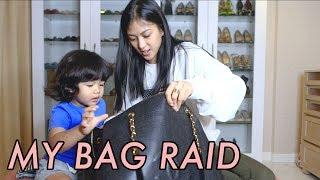 Video Bag Raid with Seve by Alex Gonzaga MP3, 3GP, MP4, WEBM, AVI, FLV Juni 2019