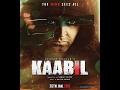 kabil song new movie songh