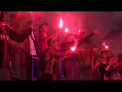 La 12 - Vamos Vamos Leones - La 12 - Alajuelense