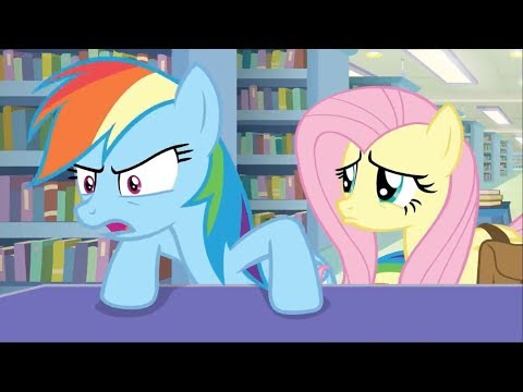 "My Little Pony Friendship Is Magic   Season 9 Episode 21, ""Daring Doubt""   BLIND REACTION"