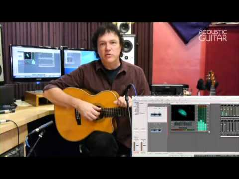 Home Recording Setup Advice from Acoustic Guitar