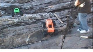 2 Cen Genesis GST 7.7 Nitro Rc's Rock Climbing
