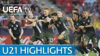 【ゲルマンの若き戦士たち】U21ドイツ代表がイングランドとの死闘を制し決勝へ! | socsoc(サクサク)