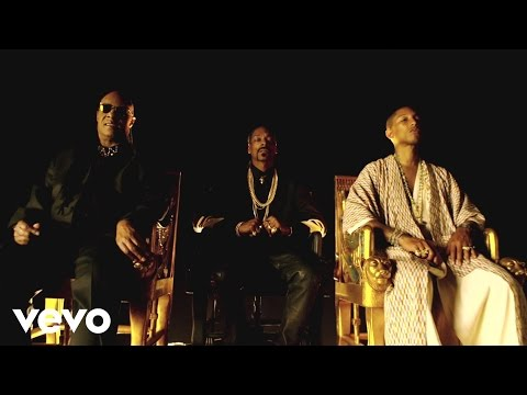 Snoop Dogg - California Roll ft. Stevie Wonder, Pharrell Williams