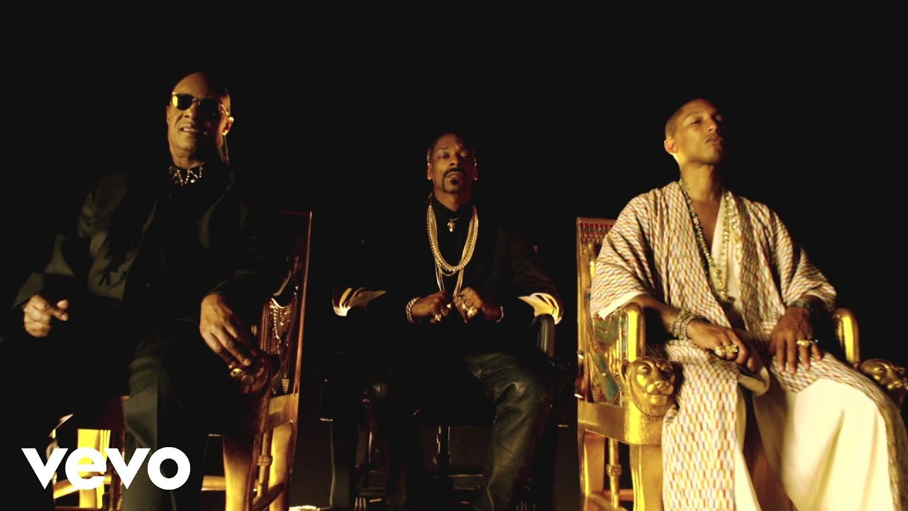 Snoop Dogg – California Roll ft. Stevie Wonder, Pharrell Williams #Música