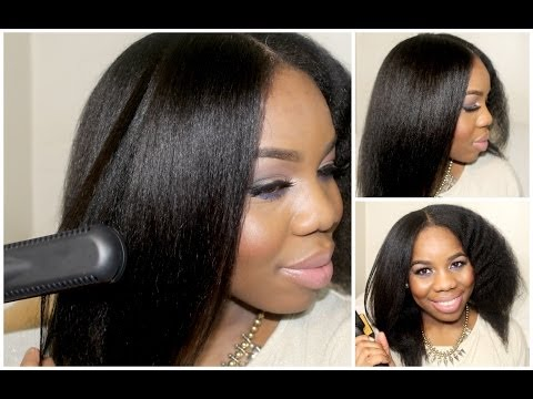natural - hey loves, so its officially 3 years since I been natural and never did a flat ironing tutorial ,so today i decided to show u guys how i did it. this video w...