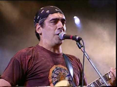 La Mississippi video El municipal - San Pedro Rock II / Argentina 2004