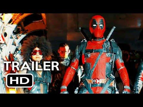 DEADPOOL 2 Pink Suit Trailer 2018 Ryan Reynolds Marvel Superhero HD Movie