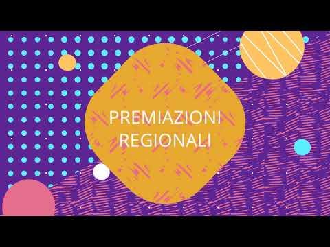 Premiazioni regionali di La Strada non è una Giungla 2019