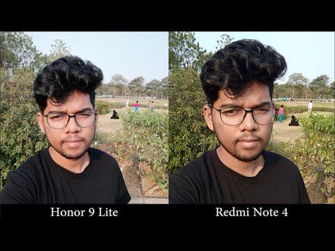 Honor 9 Lite vs Redmi Note 4 Camera Comparison