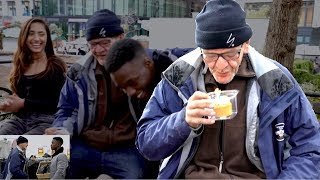 Helping The Homeless *Belated Birthday Edition* | Diversity Org #MakeADifference