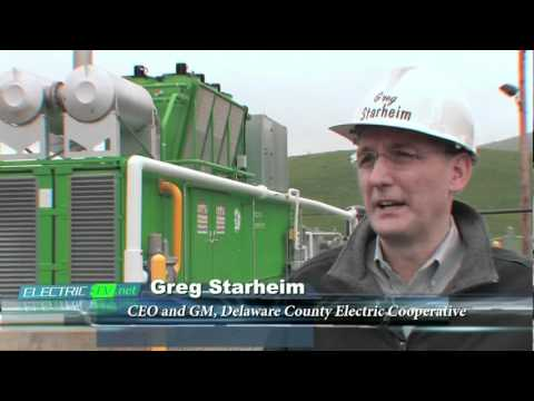 Landfill Gas to Electricity – NECA/IBEW Team