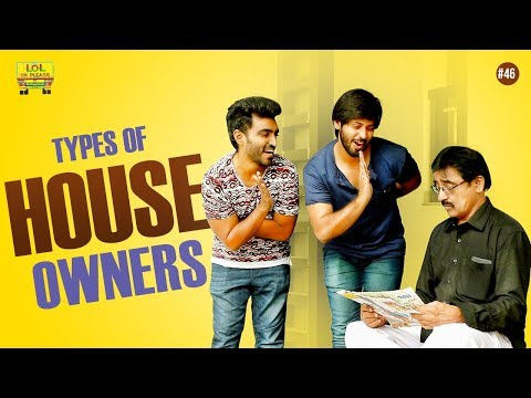 Types Of House Owners - Latest Telugu Comedy Video | Lol Ok Please | Epi #46