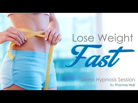Lose Weight Fast  - Sleep Hypnosis Session By Thomas Hall