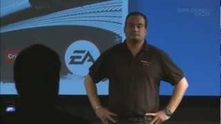 La dimostrazione dall'Eurogamer Expo