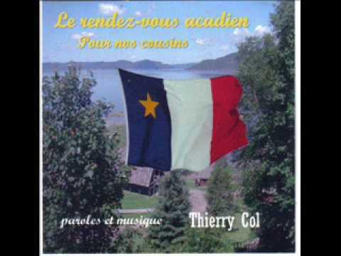 Thierry Col Québec Acadie (видео)