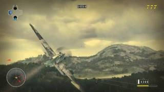 Blazing Angels 2 videosu