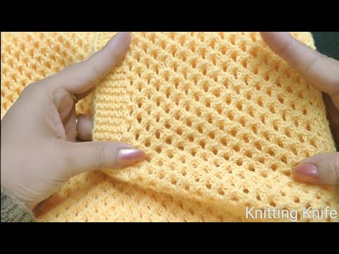 Delicate Knitting Pattern for Baby Layette, Shawls, Cardigans, Mufflers, Poncho, Shrugs.Eng Subtitle
