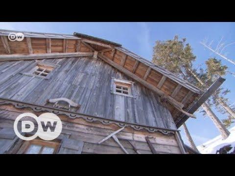 Österreich: Wohnen wie ein Almbauer im 17. Jahrhundert | DW Deutsch
