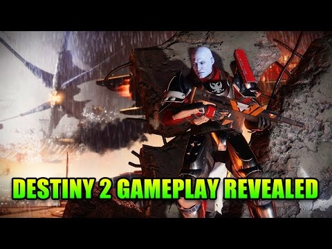 Destiny 2 Gameplay Revealed! - This Week in Gaming