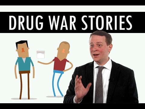 If You Give A Cop Some Coke – Drug War Stories (Ep. 1) with Alex Kreit