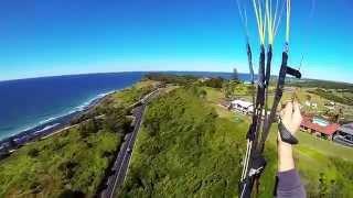 Lennox Head Australia  city photos : Paragliding Lennox Head, NSW, Australia