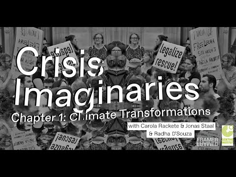 LIVE: Crisis Imaginaries: Climate Transformations