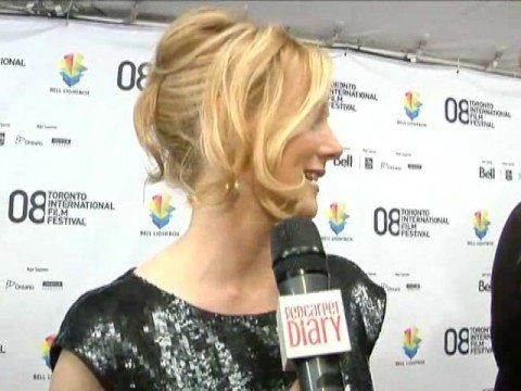 Laura Linney and Liam Neeson at